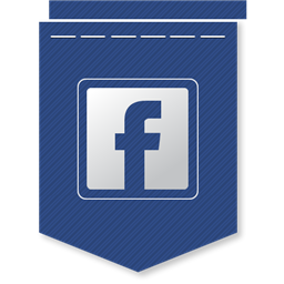 Facebook-icon-ribbon